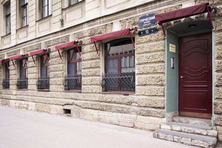 мини комфорт отель санкт-петербург